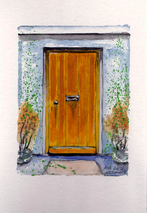 Yellow Door II