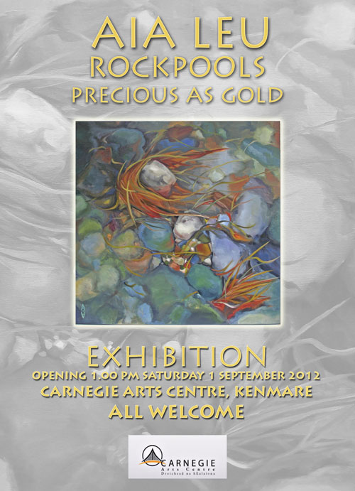 Rockpools Exhibition