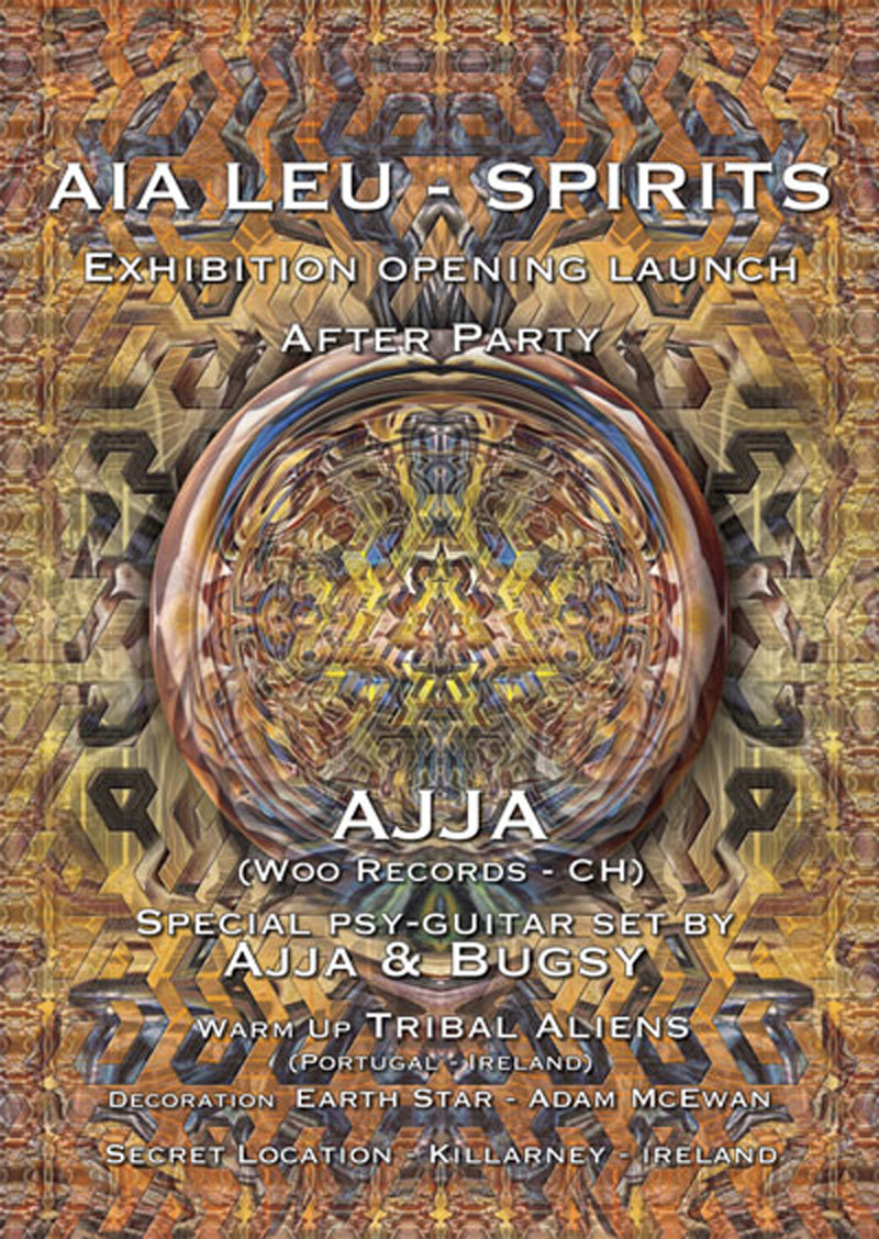 Aia Leu Spirits After Party