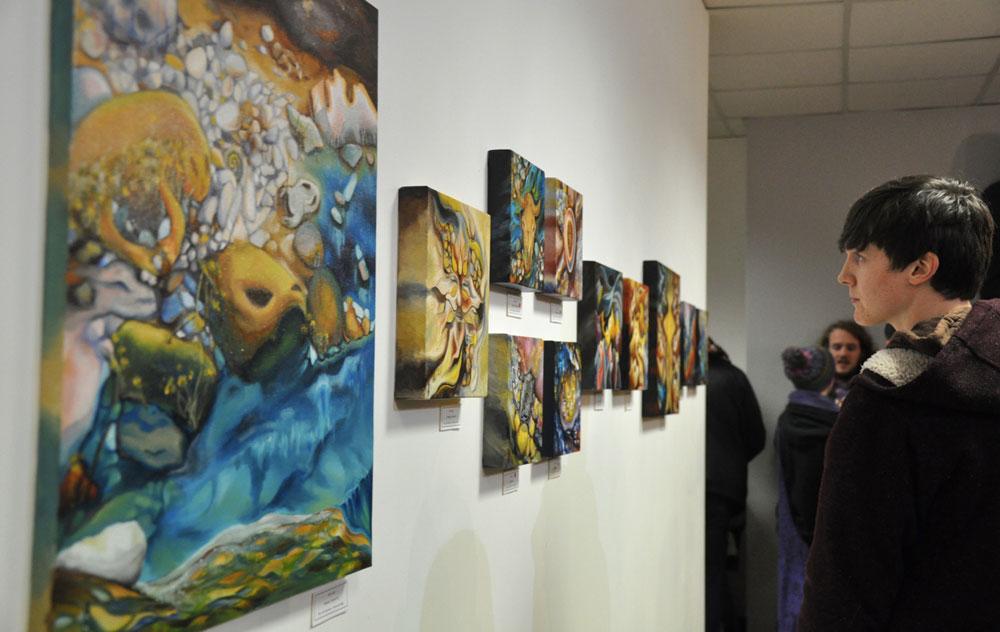 Spirits Exhibition