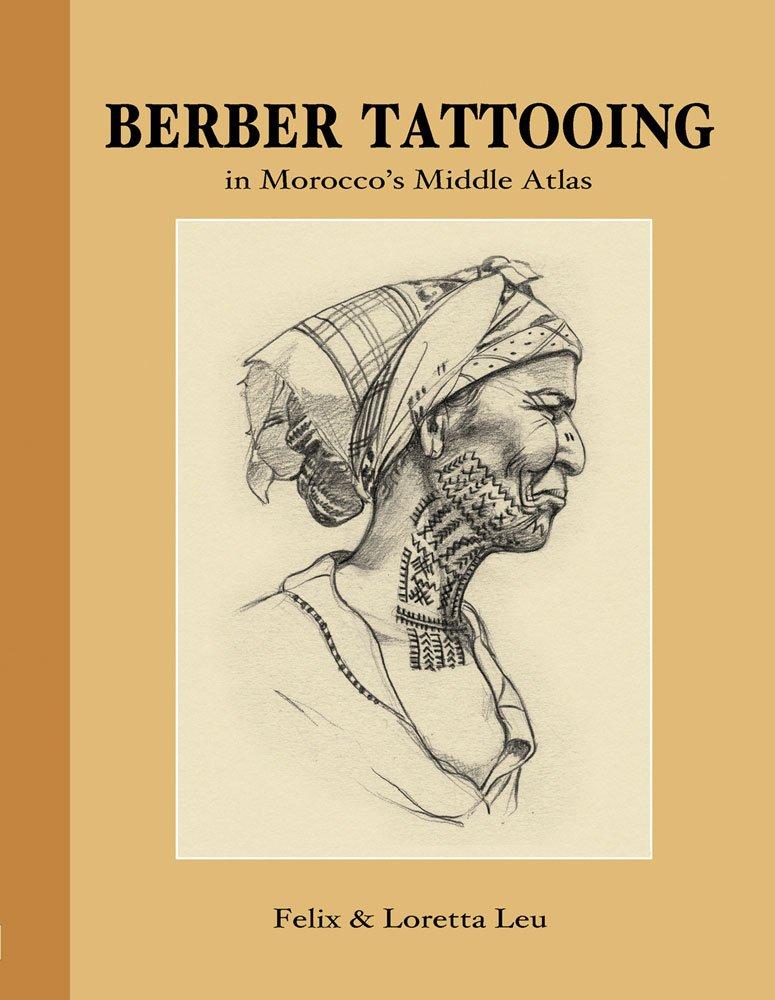 Berber Tattooing